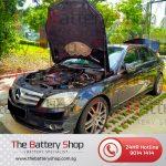 TBS Auxiliary Battery Mercedes C180