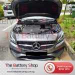 Mercedes CLA180 Auxiliary Battery