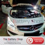 Mercedes CLA250 Auxiliary Battery