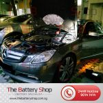 Mercedes Auxiliary Battery E-Class