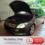 TBS Auxiliary Battery Mercedes B200