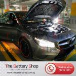 TBS Auxiliary Battery Mercedes CLA250